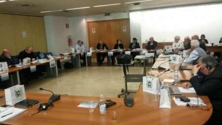 195th CMAS BoD Meeting in Rome