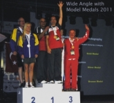 Category Wide Angle with Model: Jonna Bergström, Orhan Aytür, Danijel Frka