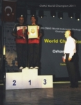 World Champion: Orhan Aytür - World Champion, Representative Ivan Nyiri