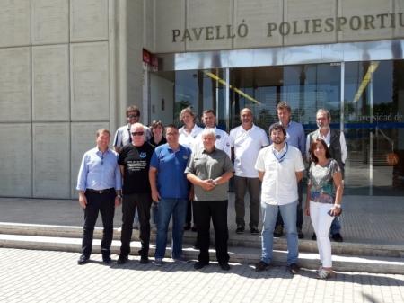 CMAS TC meeting in Alicante - Spain, September 2nd 2017.