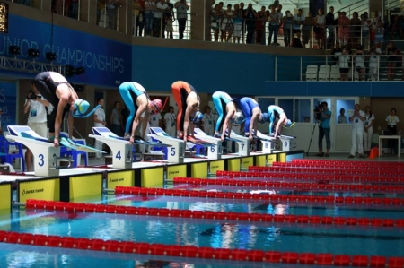 15th CMAS Finswimming World Junior Championships - Tomsk, Russia