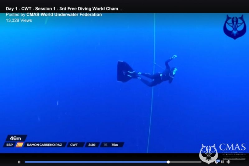 Freediving World Championships Issues Temporary Delay to Ensure