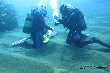 Scientific Diving Training Course