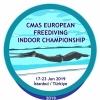 6th CMAS Freediving Indoor European Championship