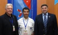 Federation and Competition\1 President A.Inkilap Obruk,Organisation Soner Yarkin,Juergen Warnecke