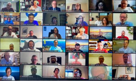 CMAS ORDINARY GA 2020 - Videoconference