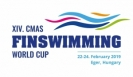 Finswimming World Cup - round swimming pool - Eger, 2019