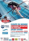 CMAS World Cup Sport Diving 2018 – Nimes, France