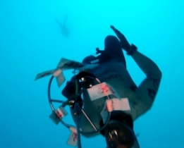 New World Record of Variable Weight Apnea without Fins  - Kas, Antalya, Turkey
