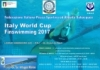 World Cup 2017 - 2 round in Lignano Sabbiadoro