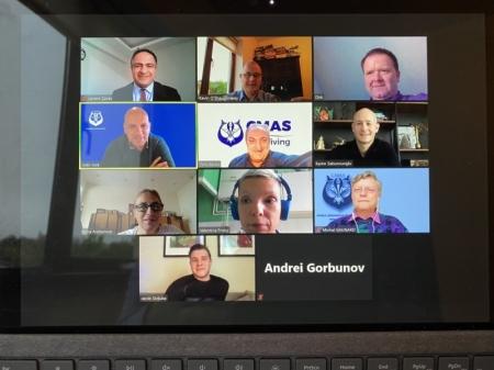 CMAS Sports Directors Meeting