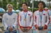 photos of last day of 14th Asian Championships