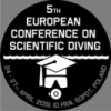 5th European Conference on Scientific Diving - Poland, April 2019