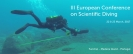 3rd European Conference on Scientific Diving