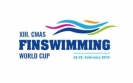XIII. CMAS Finswimming World Cup 2018, First Round, Eger