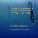 "Freediving International Competitions (outdoors) ""European Cup"" - Kalamata, Greece"