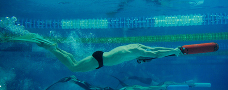 <b>15th CMAS Finswimming World Cup - round5 swimming pool</b><br />28th - 30th May 2021, Coral Springs - USA