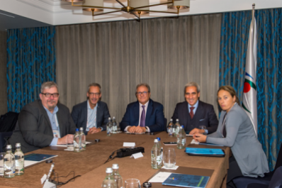 The ARISF council met at the Royal Savoy on 29 October 2019. Photo Courtesy: Getty images