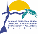 1st CMAS European Apnea Outdoor Championship and Open International Competition Kaş, Antalya, Turkey - On-line Streaming