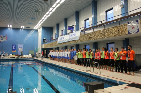 The XI. UWR Open European Championship for Juniors (OECJ) had been opened