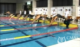 Great efforts are made by finswimmers of CMAS to qualify for the 2013 World Games to be held in Cali-Colombia between the 25th July and 4th August 2013