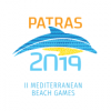 Patras 2019 Mediterranean Beach Games