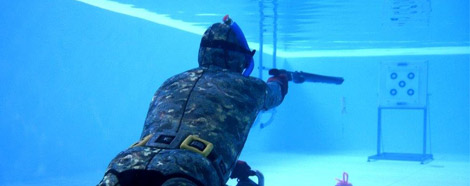 <b>Underwater Targetshooting - Indoor Covered Pool</b><br />30th Aug - 1st Sep 2019, Tripoli - LIB
