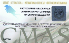 Underwater Photography Training Programme