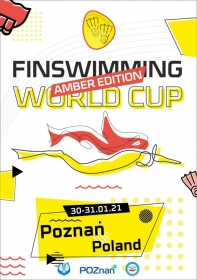 15th CMAS Finswimming World Cup - round1 swimming pool