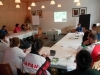 SportAccord carries out anti-doping education at the 2012 CMAS Junior World Championship