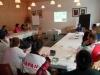 SportAccord effectue une éducation antidopage lors du Championnat du Monde Junior de 2012