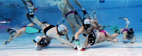 <b>Underwater HOCKEY World Championship</b><br />19th - 28th Jul 2018, Quebec - CAN