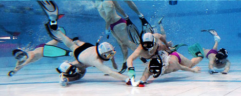 <b>CMAS Underwater Hockey World Championship</b><br />23rd Aug - 1st Sep 2013, Eger - HUN