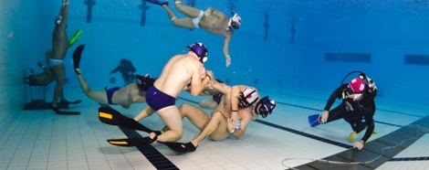 <b>Underwater Rugby European OPEN Junior Championship</b><br />25th - 26th Oct 2014, Mulheim - GER