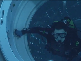 Space Dive - Conquering New Horizons / Star City, Russia
