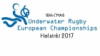 The European Championships in Underwater Rugby - Helsinki, Finland 26.6.–1.7.2017