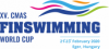 XV. CMAS Finswimming World Cup - Eger 2020